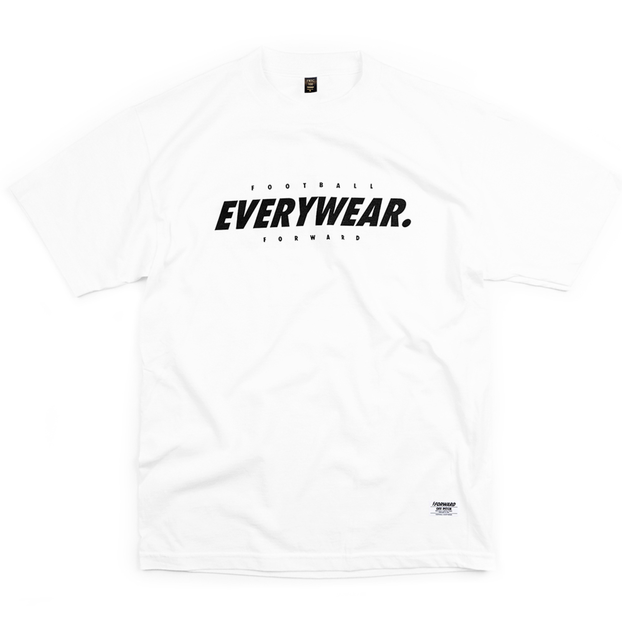 FWFC EVERYWEAR PITCH S/S COTTON T-SHIRT