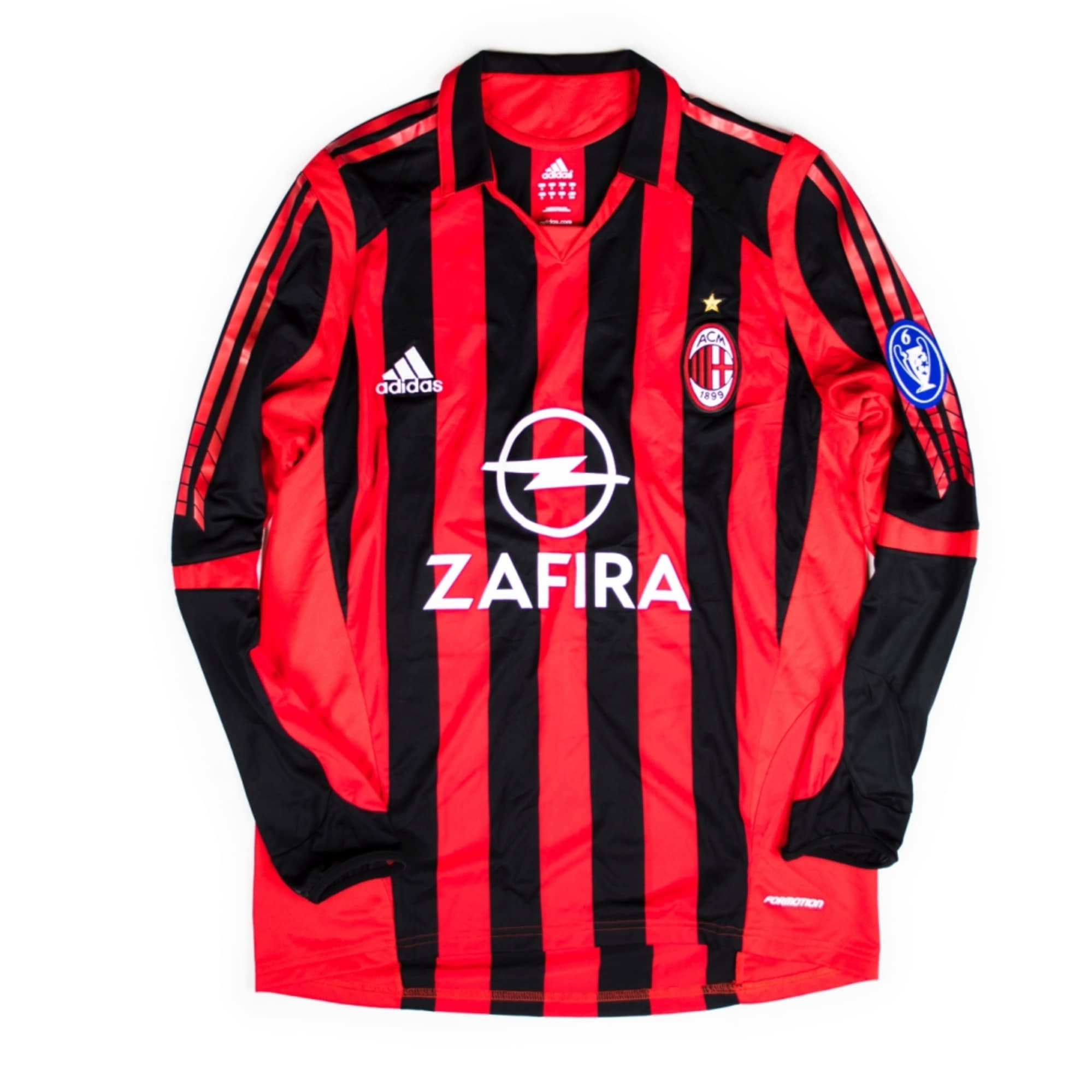 AC MILAN 05-06 HOME #23 AMBROSINI (Player Issued)