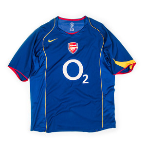 ARSENAL 2004-05 AWAY S/S JERSEY