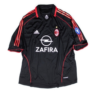 AC MILAN 05-06 3RD #8 GATTUSO (Player Issued, SIGNED)