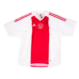 AFC AJAX 2002-03 HOME JERSEY S/S (BNWT, Player Issued)
