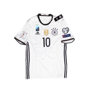 GERMANY 2016-17 HOME #10 OZIL (BNWT, Player Issued)