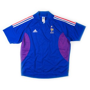 FRANCE 2002-03 HOME S/S (BNWT)