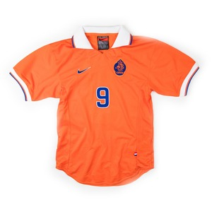 NETHERLANDS 1997 HOME S/S #9