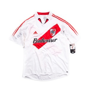 RIVER PLATE 2004-05 HOME S/S (BNWT)