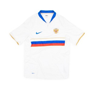 RUSSIA 2008-09 HOME S/S