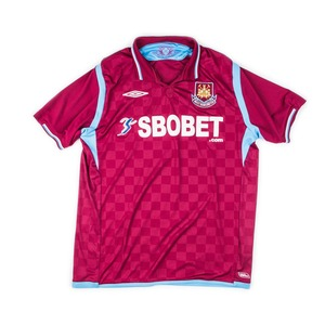 WEST HAM UNITED 2009-10 HOME S/S