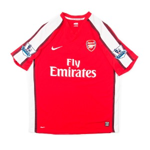 ARSENAL 08-10 HOME S/S #16 RAMSEY