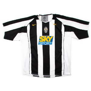 JUVENTUS 04-05 HOME #28 CANNAVARO