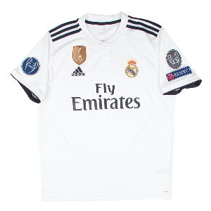 2018-2019 REAL MADRID HOME S/S #28 VINICIUS JR (W/tag)