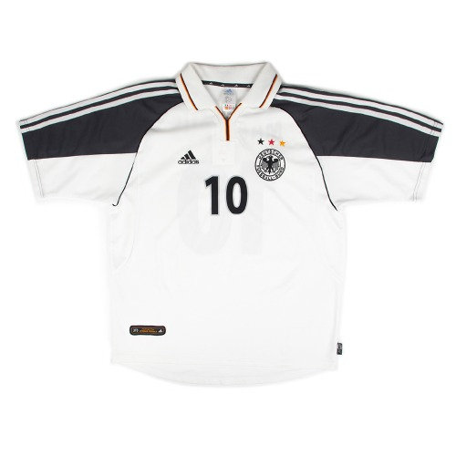 Germany 2000-02 HOME S/S XL #10 MATTHAUS