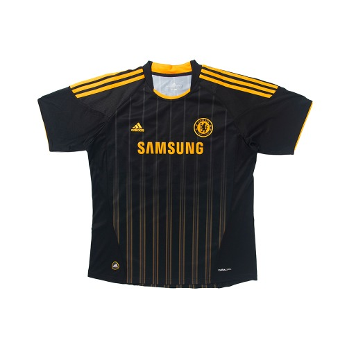 Chelsea 2010-2011 AWAY S/S XL #5 ESSIEN