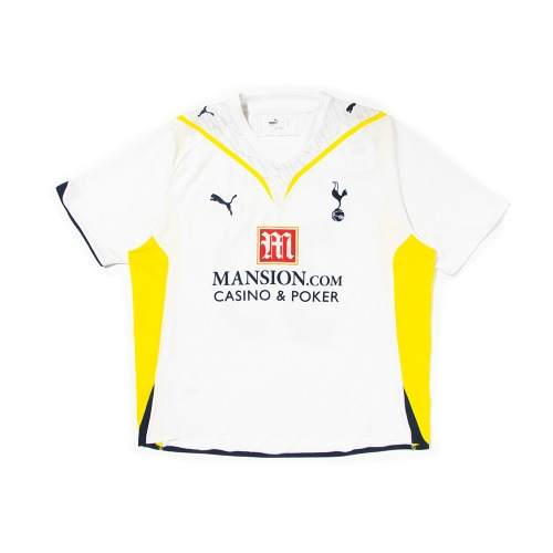 Tottenham 2009-10 HOME S/S XL #39 WOODGATE