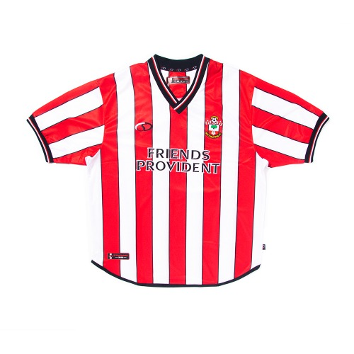 Southampton 2001-2003 HOME S/S L #3 BRIDGE