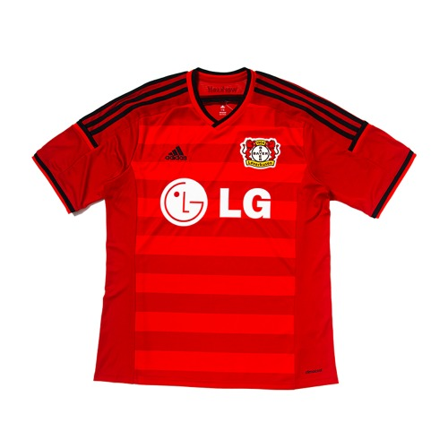 Leverkusen 2014-2015 HOME S/S XL #7 SON