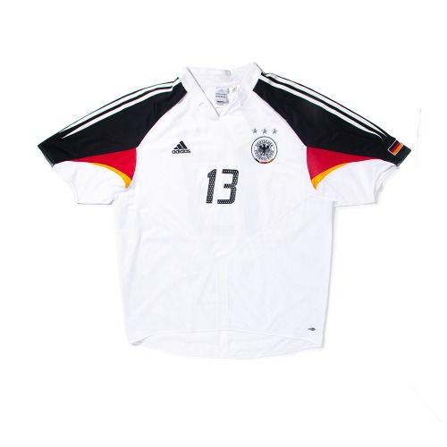 Germany 2004-2005 HOME S/S XXL #13 BALLACK